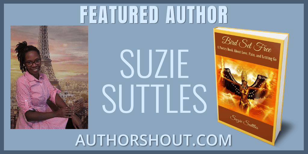 Say #hello to Featured Author @coach_suzie at    #asmsg #iartg #amreading #author #poetry #poetrycommunity #poetrylovers