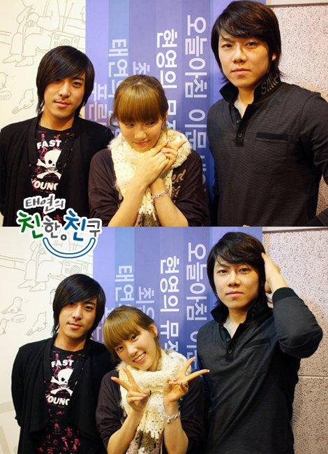 100116 #친친 #태연 #Taeyeon