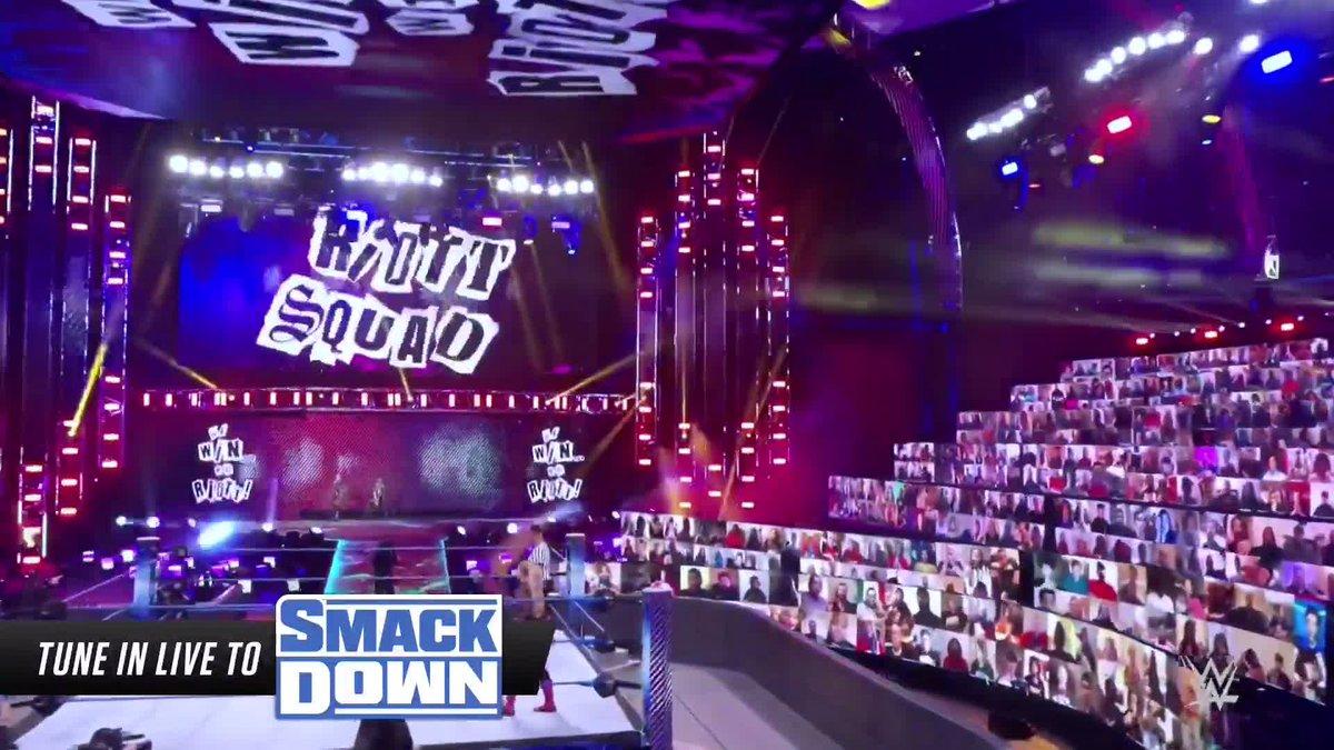 💀💀💀 #SmackDown