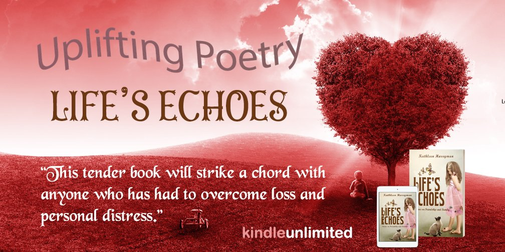 """⭐⭐⭐⭐⭐ #BookReview  """"Beautifully written, these #poems clearly come from the heart, and they bring strength to my heart. My thanks go out to this gifted poet.""""  🌻    #READ #FREE on #KU  #poetry #kindlebook  #mustread #BYNR #poetrycommunity #kindle"""