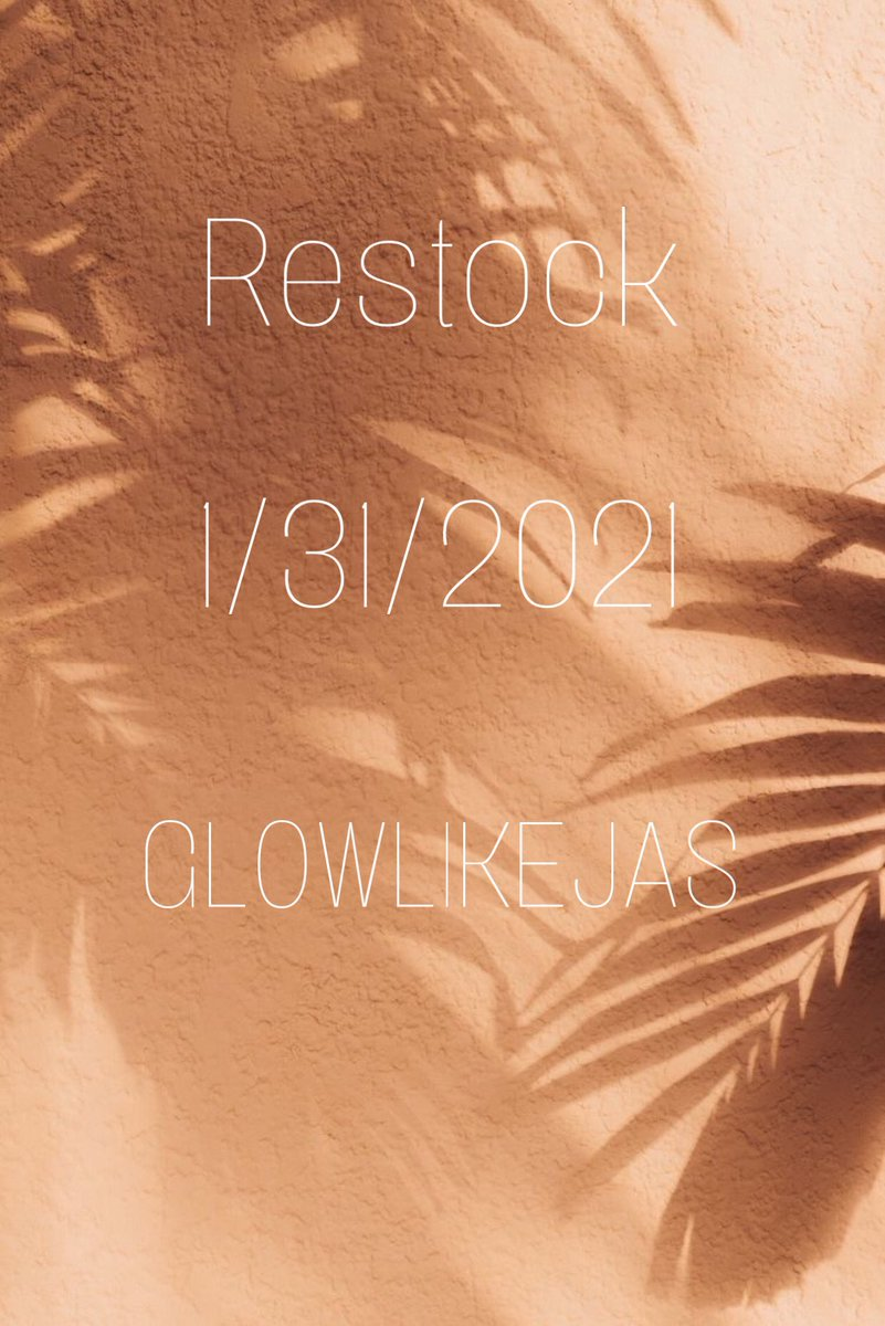 I hope y'all are ready for this restock we have so much in store for y'all 🥰🤎 make sure to put the date in your calendar! #SmallBusiness #ValentinesDay #NYC #skincare #smallbusinessowner #Entrepreneur #BlackOwned #lipgloss #boss #shopsmall #CrueltyFree #WomenSupportingWomen