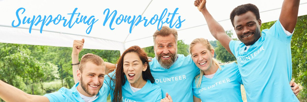 Which #nonprofit(s) are you most passionate about supporting this year? Chime in - - Your ideas might inspire others to get involved.  #payingitforward #volunteer #volunteering #donate #charity #probono