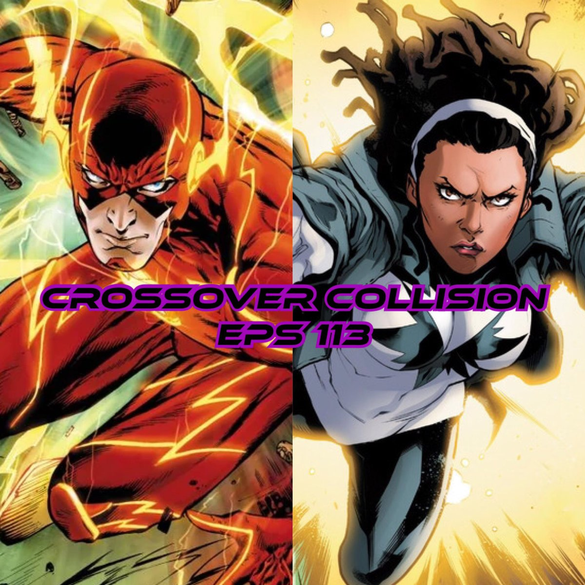 Now that you watched #WandaVision check out Geraldine aka Monica Rambeau as she collides with #TheFlash!  Subscribe to the fictional battle podcast Crossover Collision!  #dccomics #marvelcomics #WandaVision  #JusticeLeague #mcu #avengers #MCU   Listen here