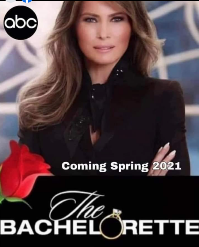 @BettyBuckley @BetteMidler @cher #TheBachelorette #MelaniaTrump @FLOTUS #DonaldTrump