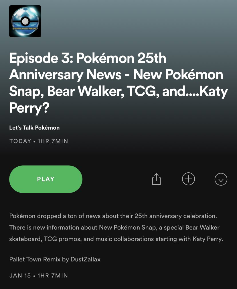 Incredibly excited to talk about the latest news Pokemon launched at us about their 25th anniversary plans. #pokemon #pokemongo #pokemonmasters #pokemoncafemix #pokemoncafe #pokemon25 #katyperry #bearwalker #battlestyles