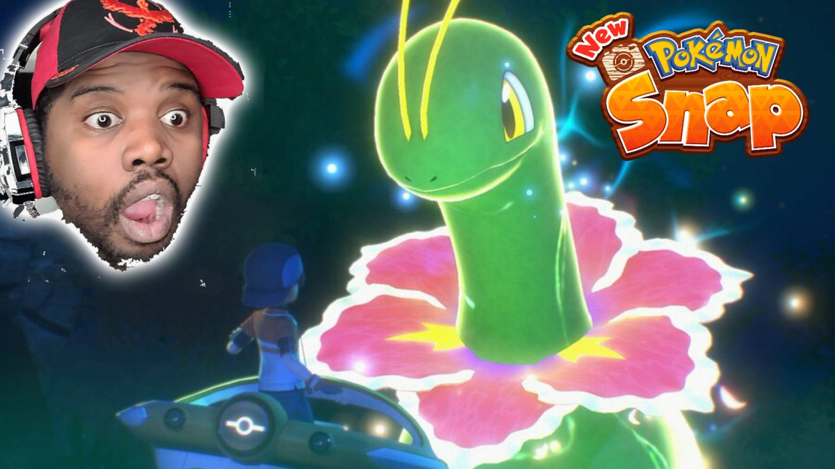 🤩New Pokémon Snap Trailer! 🎟Pre-order out now!  😍Game looks amazing! #nintendoswitch #pokémon #pokémonsnap