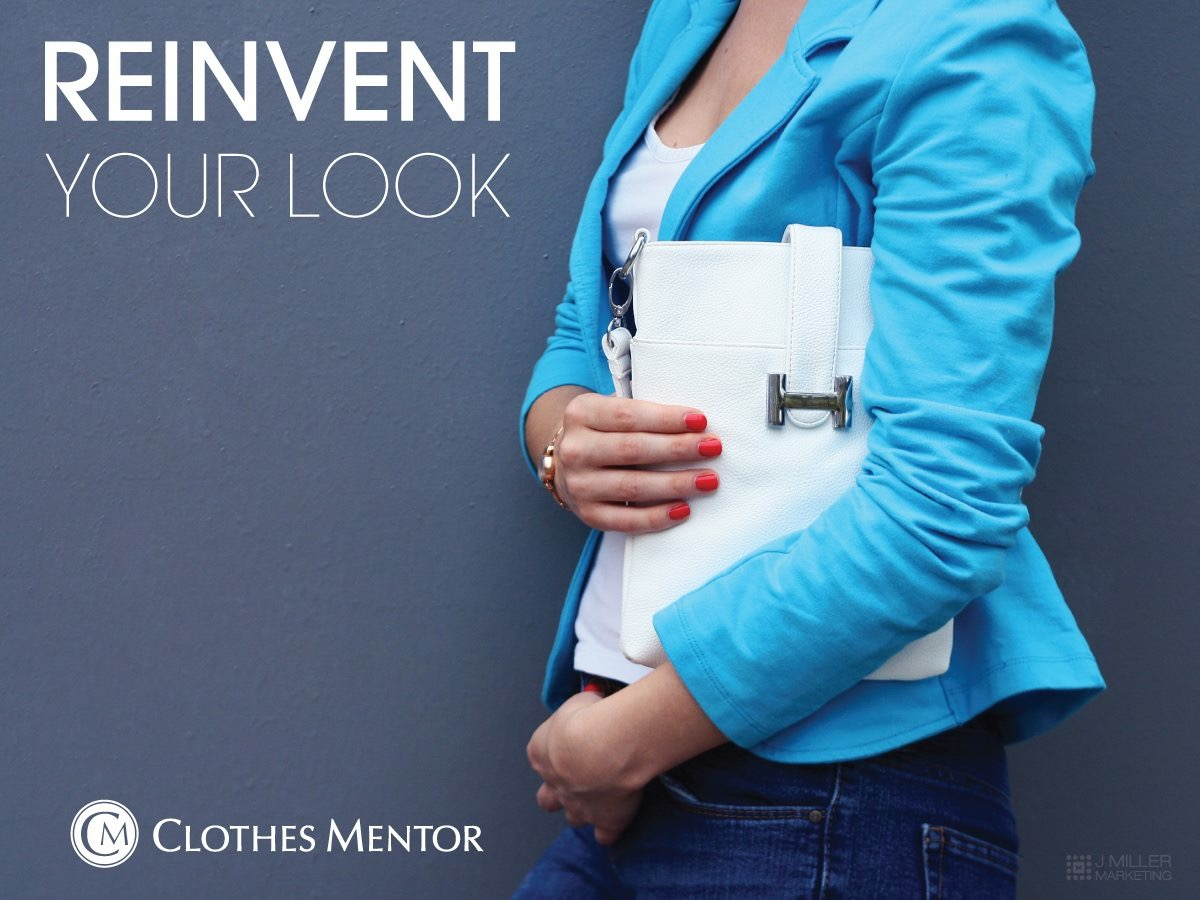 We can help!  Clothes Mentor has amazing fashions at prices you'll love--#fashion #style