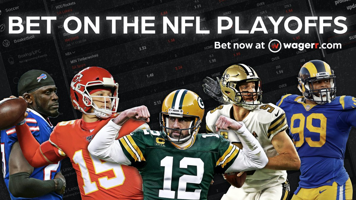 🚨FREE BETS 🚨  🔥🏈HOT NFL PROMO 🏈 🔥  We have Boosted the #NFLPlayoffs Odds 😋  AND we want to match your NFL #parlay up to 500 WGR!   To find out how, just head to our Twitter Feed!   #Bitcoin #GamblingTwitter #Packers #Chiefs #Ravensflock #Buccaneers #blockchain #NFL #Bet