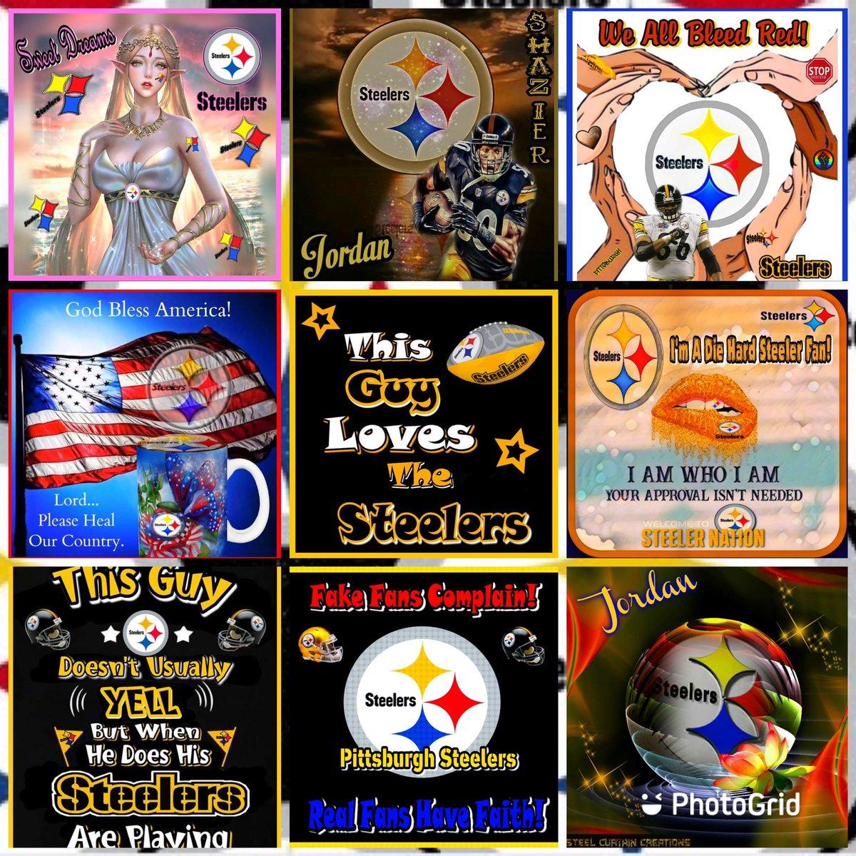 Goodnight everybody & #SteelersNation