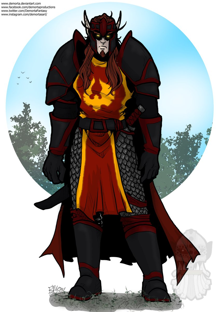 Blood Knight commission~  #art #artist #illustration #illustrator #drawing #elf #elves #WorldofWarcraft #worldofwarcraftart #warcraft #warcraftart #bloodelf #sindorei #belf #fantasyart #fantasy #fantasyartist #characterartist #characterart #digitalart #knight https://t.co/v28F8Cboz5