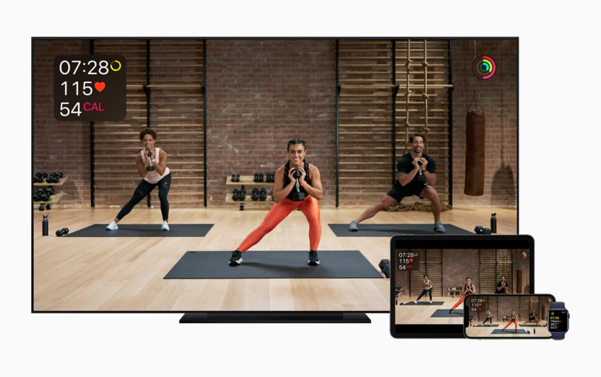 iOS, iPadOS 14.3 Update With Apple Fitness+ and AirPods Max Support Released; WatchOS 7.2 Brings Cardio Fitness Alerts - Gadget Informer @ https://t.co/uRohYks0z4 https://t.co/dSljl6GBk7