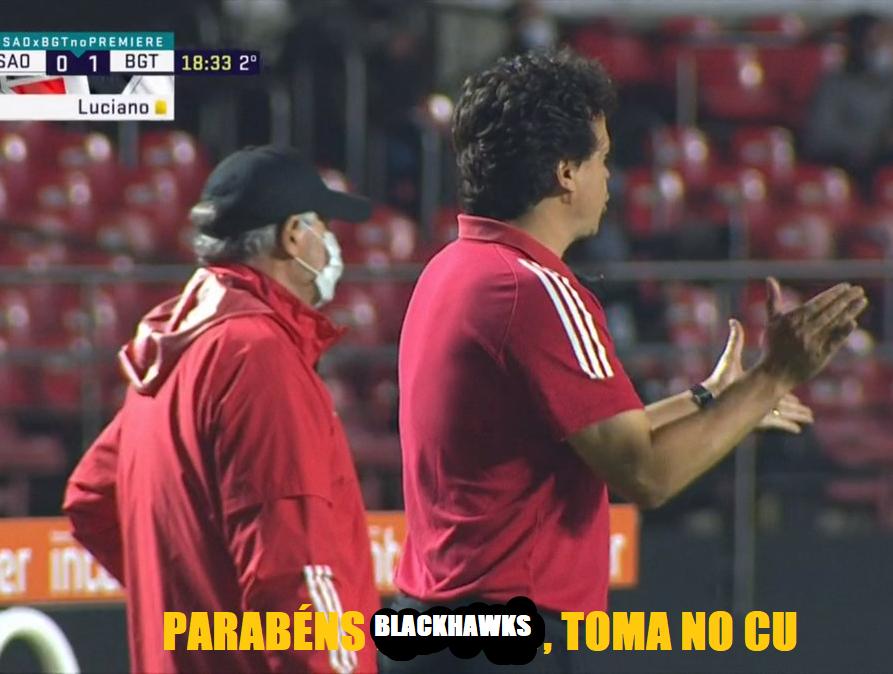 #Blackhawks  #BrasilTemNHL