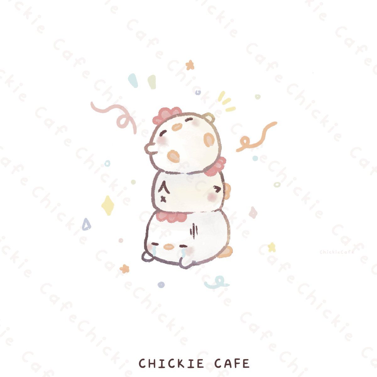 Chickie Tower  #illustration #drawing https://t.co/WXZQZWP0TS