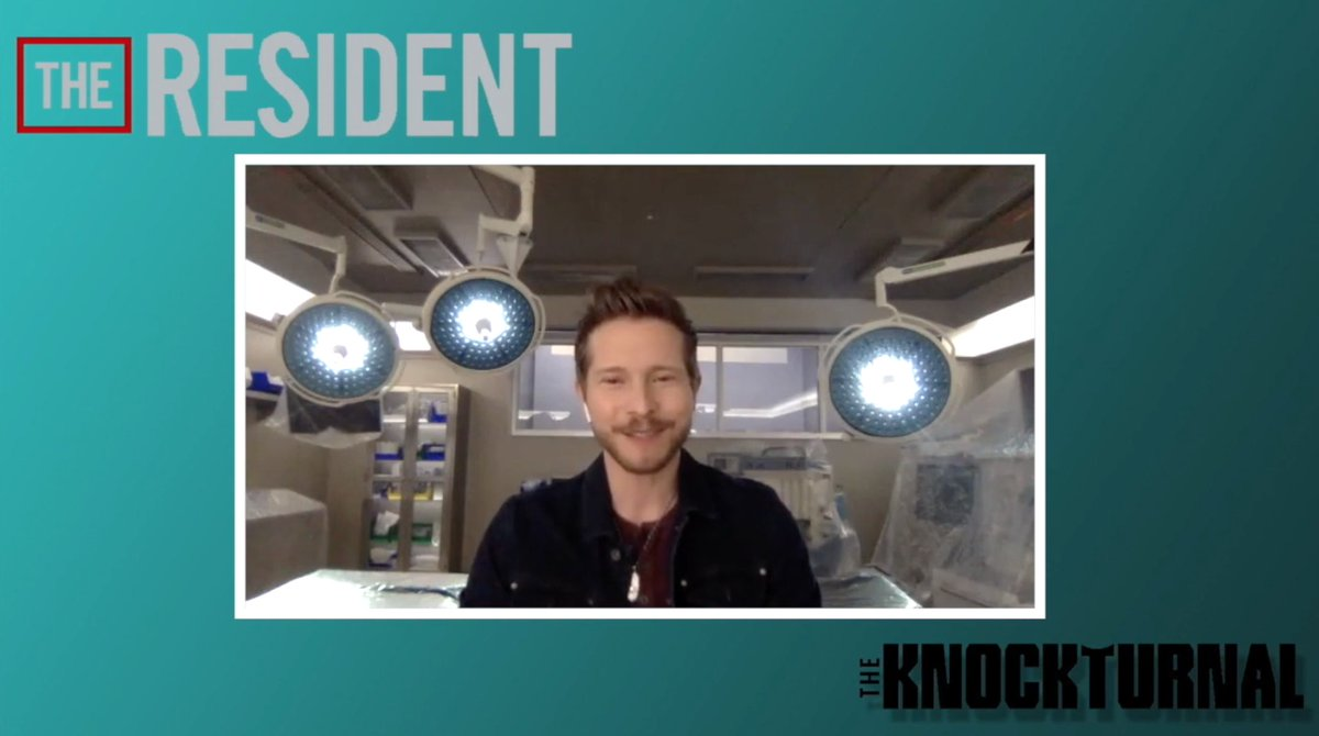 Exclusive: @ResidentFOX is back, and we sat down with Matt Czuchry to discuss what's new in the season 4 return, how the series incorporated the pandemic into Chastain Park Memorial & more. Check out the full interview with #MattCzuchry here:  #TheResident