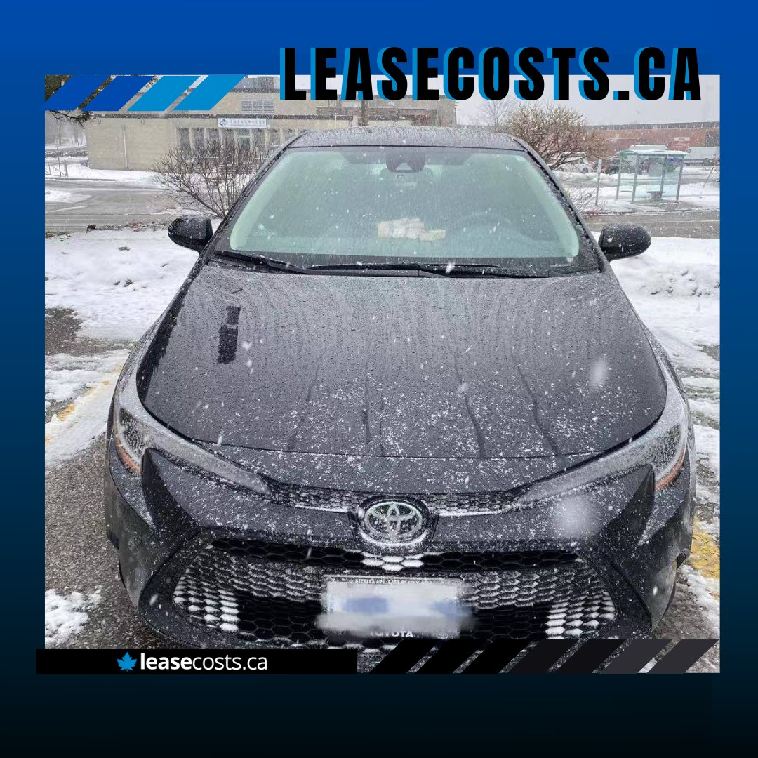 LEASE IT for 18 MONTHS in the TORONTO Area! 2020 Toyota LE Automatic 2WD for only 277CAD/month⠀ ⠀  #toyota #toyotacanada #ontario #leasecotsca #leasetakeover #leasetransfer #carlease #lease #leasetakeover #leasing #deals #cars #vehicles #ride #drive