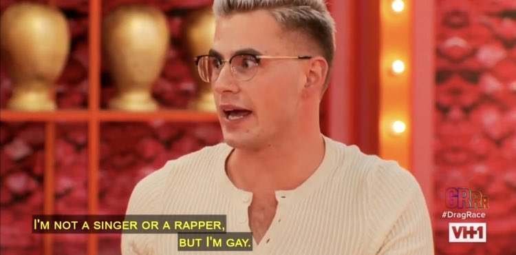 Me when someone asks what it is that I do successfully   #DragRace #joeyjay