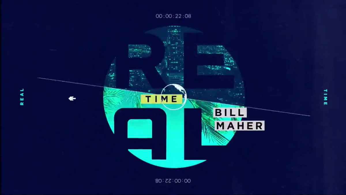 #StartTheClock: A new episode of #RealTime with @BillMaher feat. @MegynKelly, Sen. @JonTester + @EzraKlein is now on @HBO and @HBOMax!