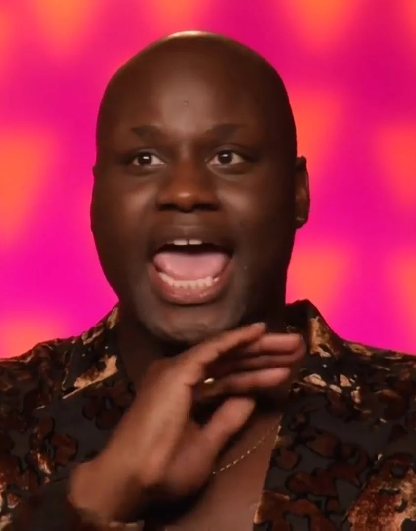 If Denali hadn't been on ice skates in that first lipsync... guuuurl. #DragRace