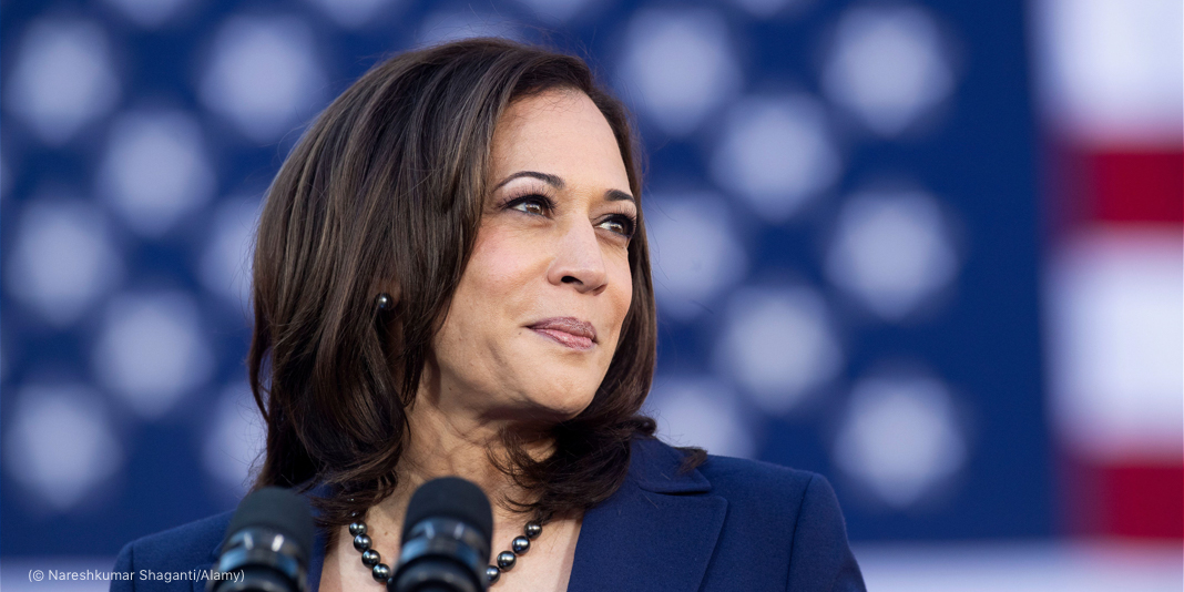Meet @SenKamalaHarris, America's next vice president and the first woman—and the first person of African, Jamaican, and South Asian ancestry—to occupy that position. This daughter of immigrants said she was raised to believe in the promise of America. https://t.co/579OCyxOD3 https://t.co/2Tz6xSqktn