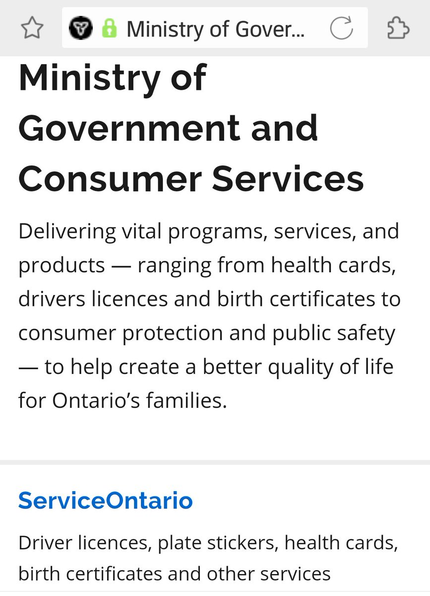 #Ontario has decades of #consumer home #condo warranty,defect complaints resulting in:death,destroyed #health ⚖ MGCS replies should infuriate #Taxpayer 🆘 @ColinDMello @CBCQueensPark