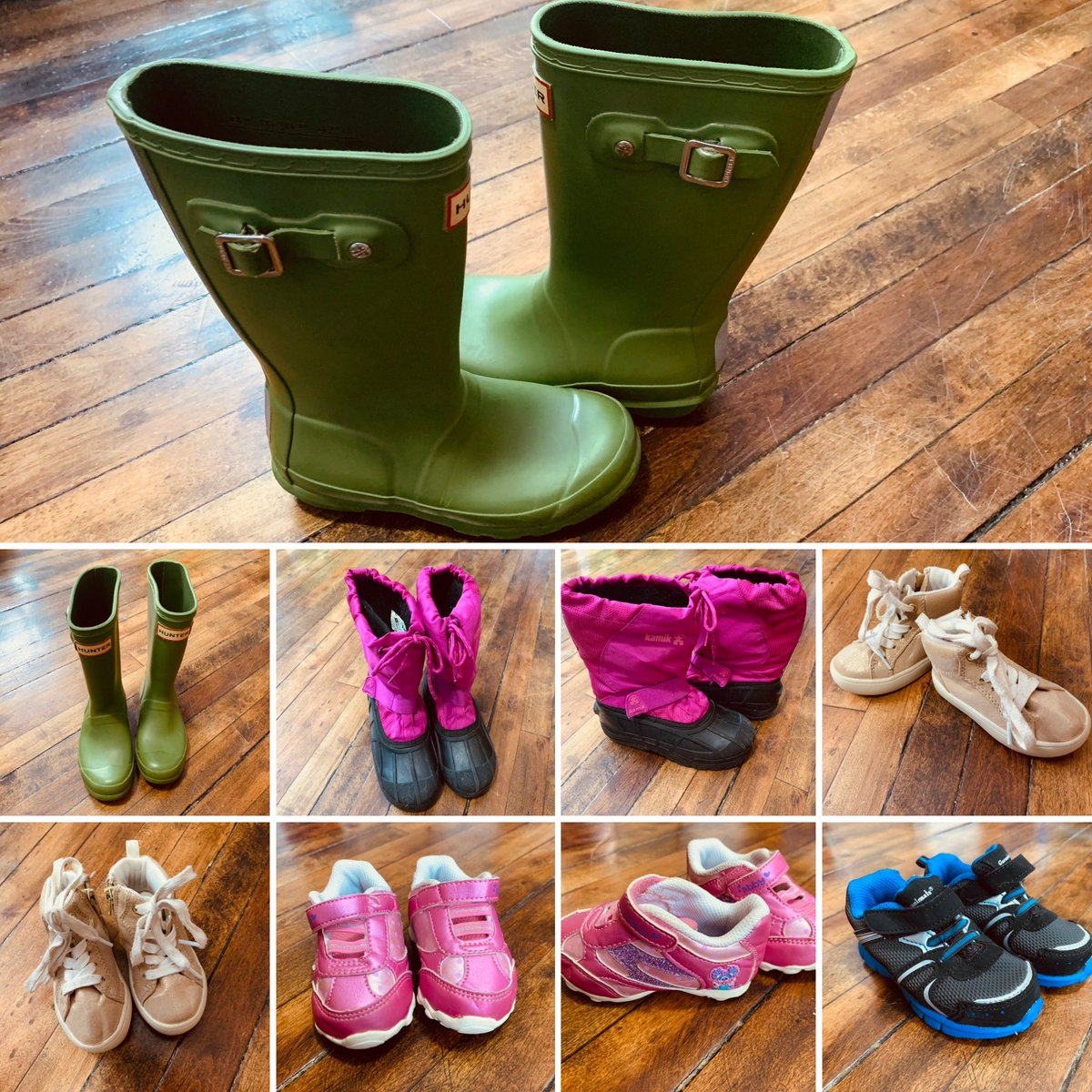 Rain, snow or fun in the sun. We have your feet covered at Forever My Baby. Open today until 5pm ❤️ ❤️ ❤️. #4eveybaby2019 #shoplocal #shopsmall #itmatters