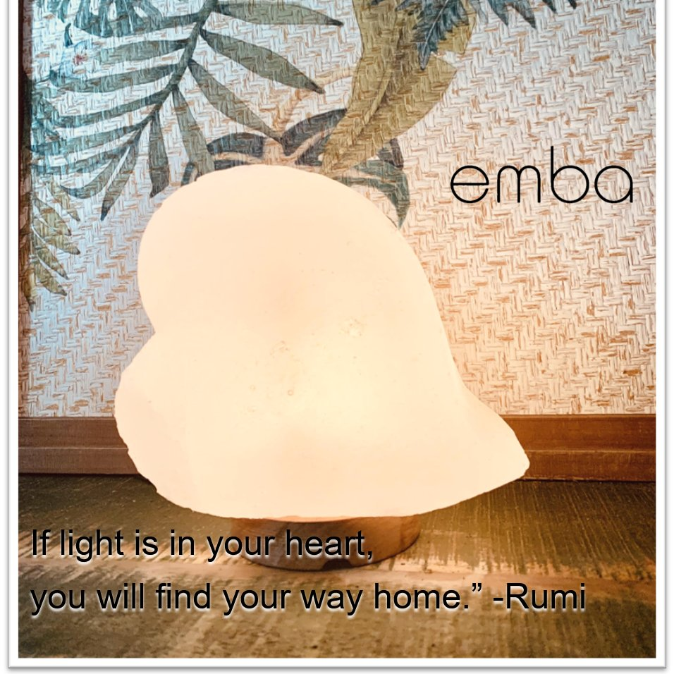 #EmbaSaltLamps #quoteoftheday  #Sale #saltlamp #himalayansalt #HappyNewYear2021 #homedecor #lastminuteshopping #home #light #love #GiftIdea #family #ambience #Health   #supportlocal #smallbusiness #BeAussieSupportAussie FREE Shipping Australia-wide for Orders above $49.99