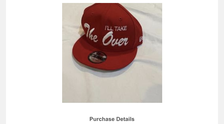 I need this hat
