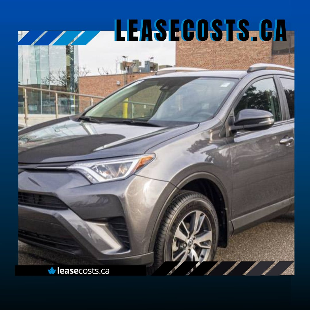 LEASE IT for 38 MONTHS in the TORONTO Area! 2018 Toyota RAV4 XLE Automatic AWD for only 412CAD/month⠀ ⠀  #toyota #toyotacanada #ontario #leasecotsca #leasetakeover #leasetransfer #carlease #lease #leasetakeover #leasing #deals #cars #vehicles #ride #drive
