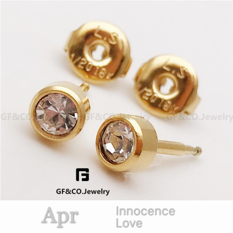 ‼️Birthstone Gold 18K Stainless Hypoallergenic Stud Earrings‼️ 🛒SHOP NOW!➡  🛒SHOP NOW!➡  ₱16  🚚Cash on Delivery 🚚Nationwide Delivery  **Price is subject to change without prior notice  #LazadaFinds #LazadaPH #LazadaxKathryn