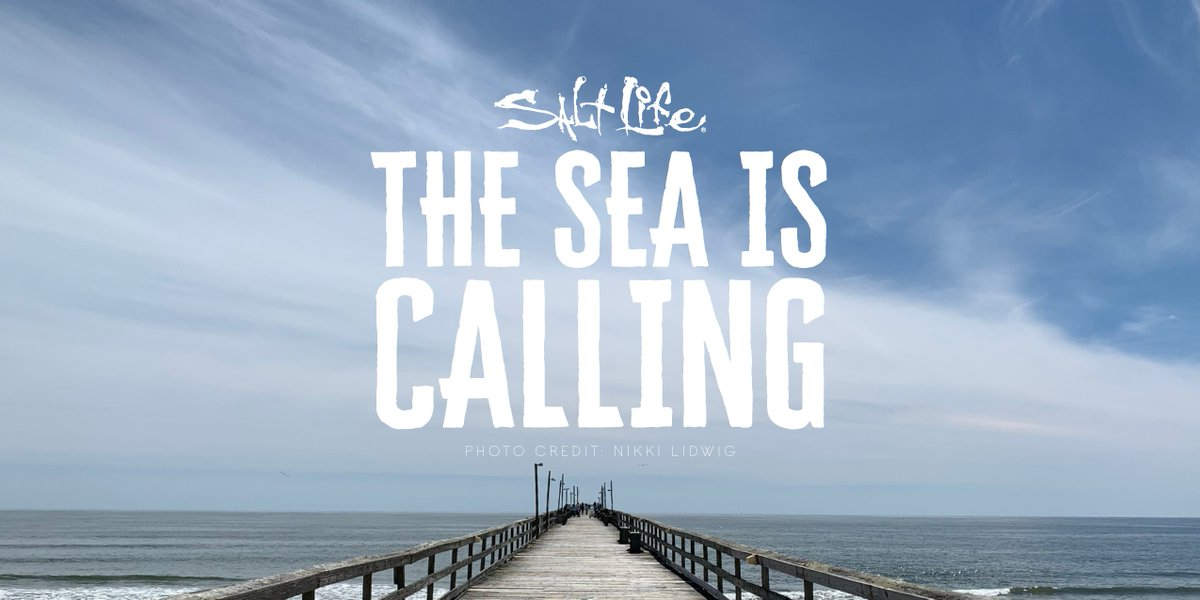 The Sea 🌊 is Calling  #WeekendVibes #LiveSalty