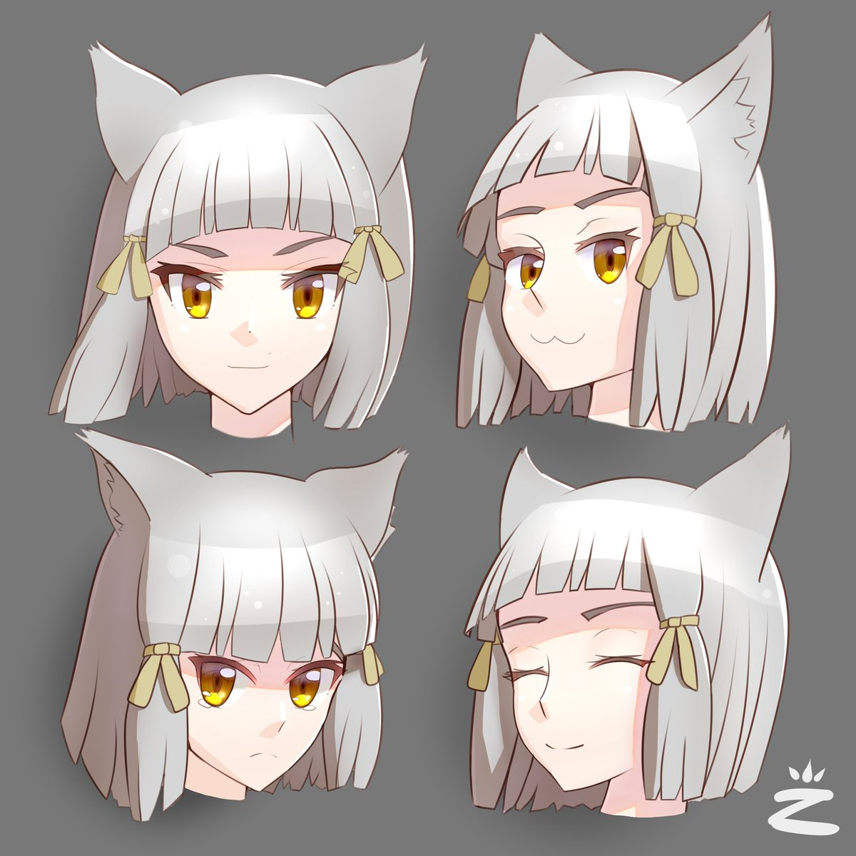I picked the perfect model to practice drawing faces 💛💛💛 #digitalart #animeart #XenobladeChronicles2 #XenobladeChronicles #nia #animegirl https://t.co/ifs6xW1RiS