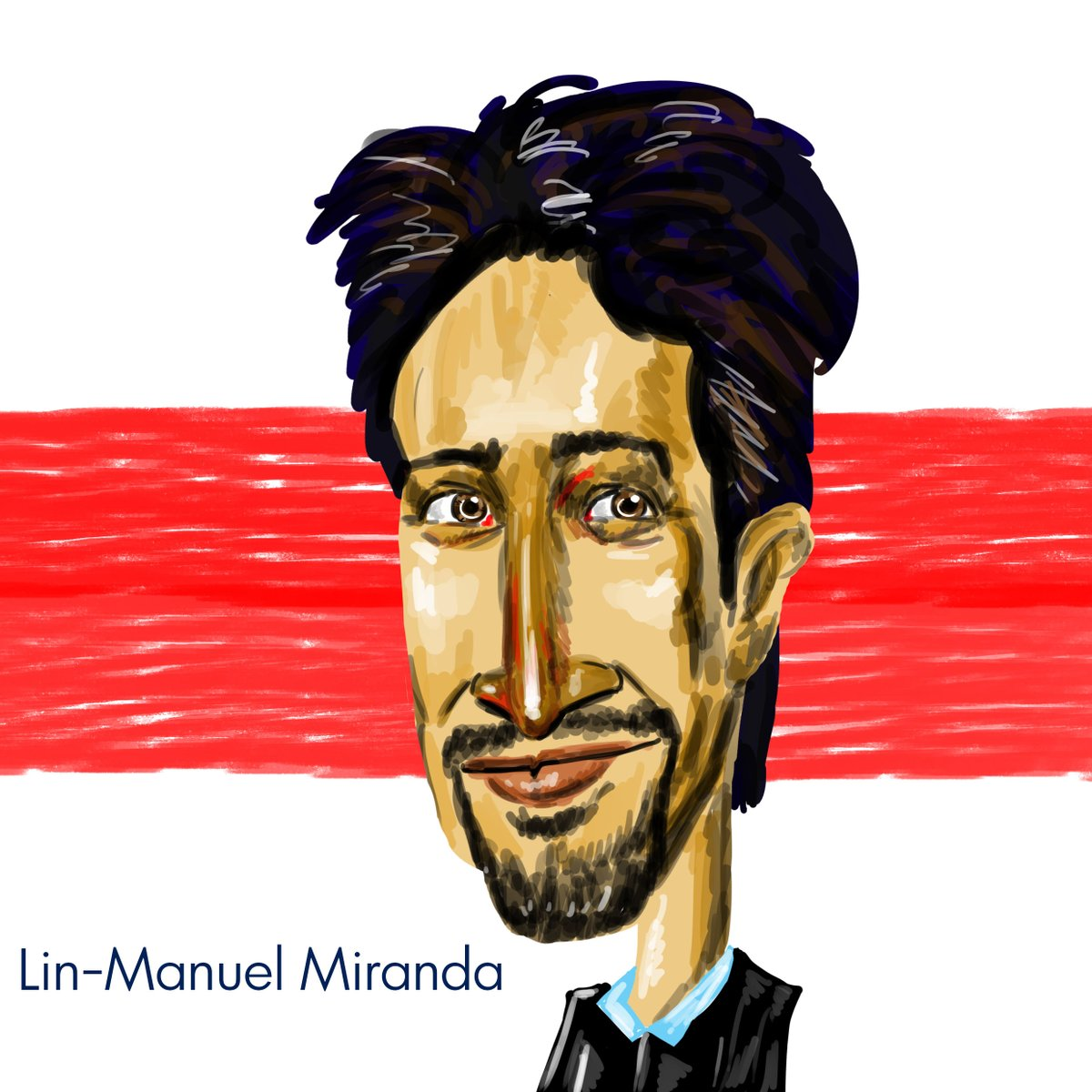 Lin-Manuel Miranda #caricature #caricatureresolution2021 #caricatura #cartoon #art #design #drawing #doodle #doodles #digitalart #photoshop #instadraw #шарж #карикатура #рисунок #картинка #андруша #фабричный #гродно https://t.co/l4ZBqc6n55