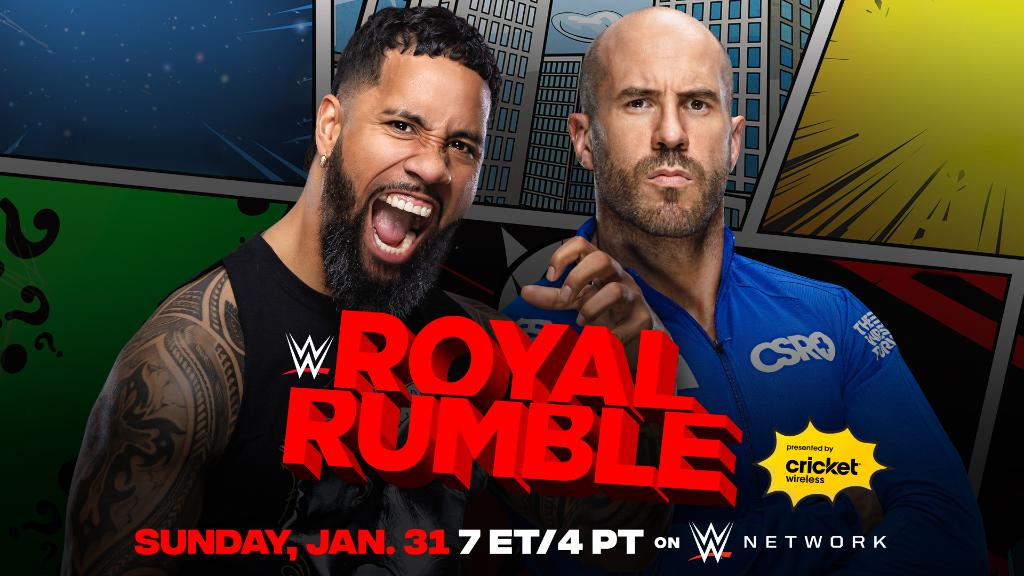 Jey @WWEUsos and @WWECesaro have declared for the 2021 #RoyalRumble Match!