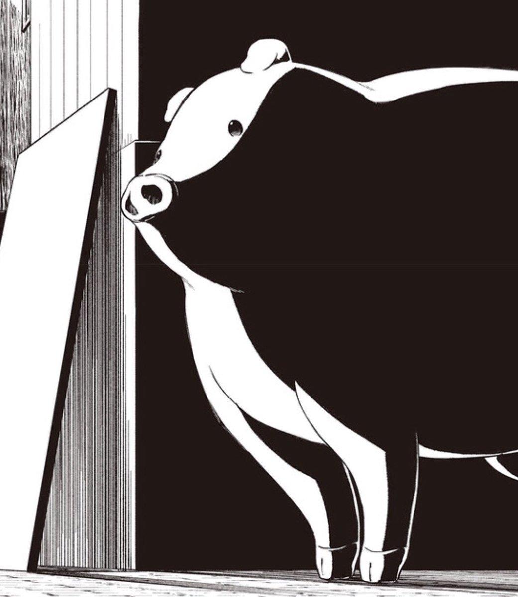 豚レバコミック5話②更新!裏路地で「何か」を聞いてしまった豚さん🐖スカートの中を覗いてブヒブヒ言っていた彼が、痛む身体に鞭打って恩人の少女を助けに走る──!ここから本当の豚レバが始まりますComicWalker:ニコニコ静画:
