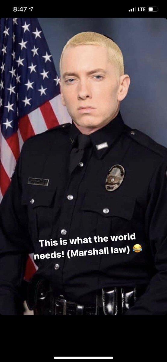 Marshall Law 😂😂
