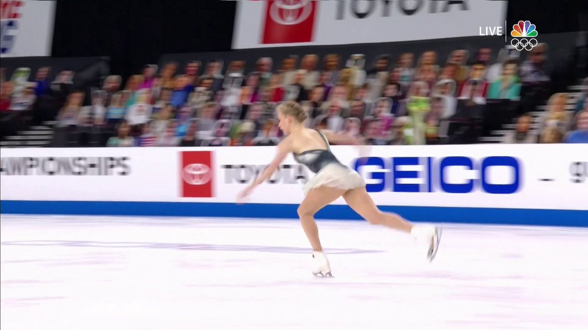 Replying to @TeamUSA: Fact: @bradie_tennell highlights don't miss. #ToyotaUSChamps21