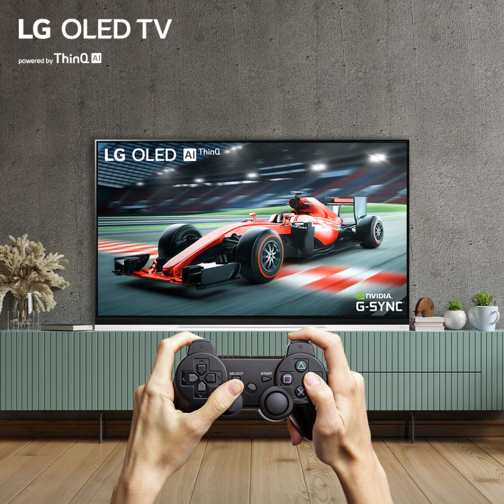 А вы готовы к невероятной и бесперебойной игре с эффектом погружения на телевизоре LG OLED?  #LG #LGOLEDTV   Переходите по ссылке, чтобы узнать обо всех преимуществах новейшей линейки OLED телевизоров: