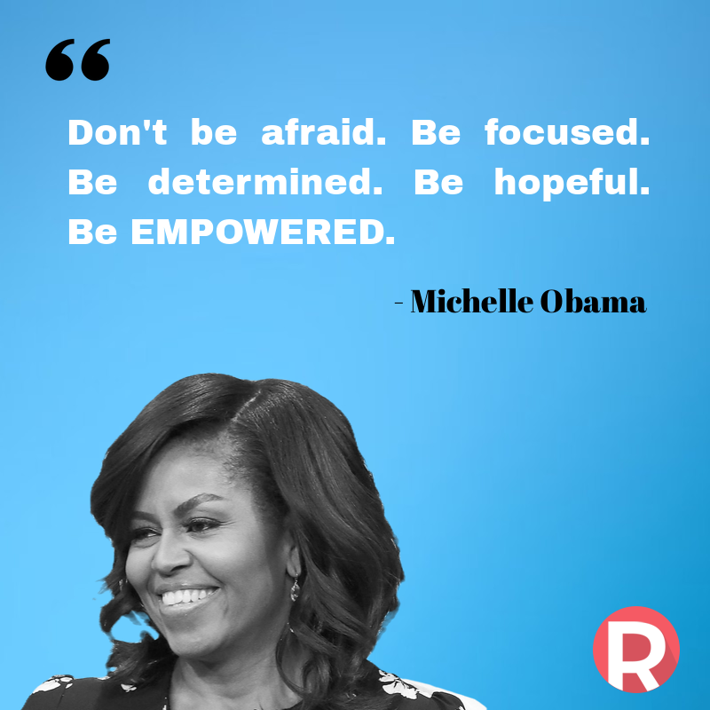 Your weekend's food for thought from the former First Lady. 💪❤️ #igdaily #instamood #f4f #follows #me #followhim #followbackteam #followher #followback #follow4follow #teamfollowback #followme #following #follow #friends #followforfollow #followall #love #pleasefollow #follower