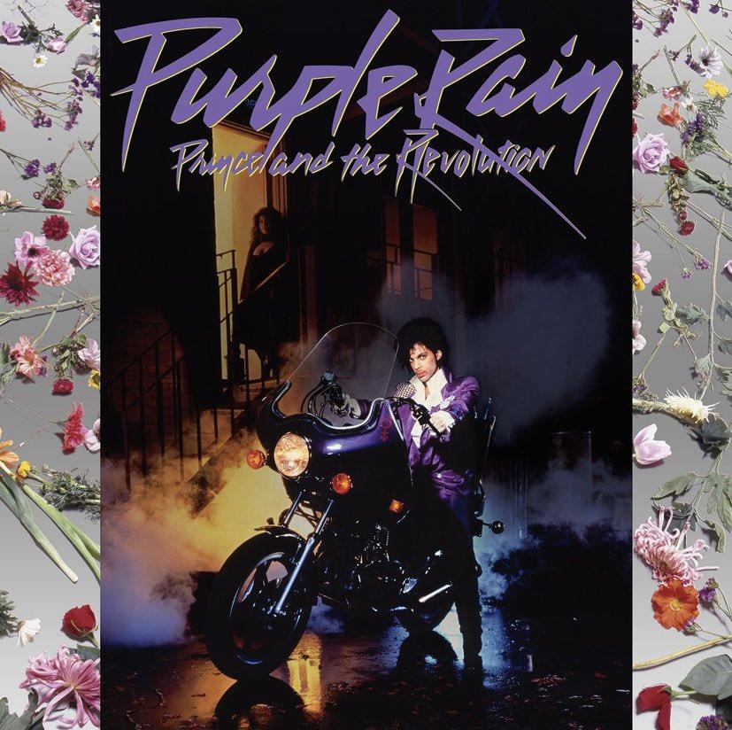 2017に買ったリマスター盤 ライブDVD観るの忘れてた!😅 時を経て本日鑑賞🎸 #PURPLERAIN  #Prince