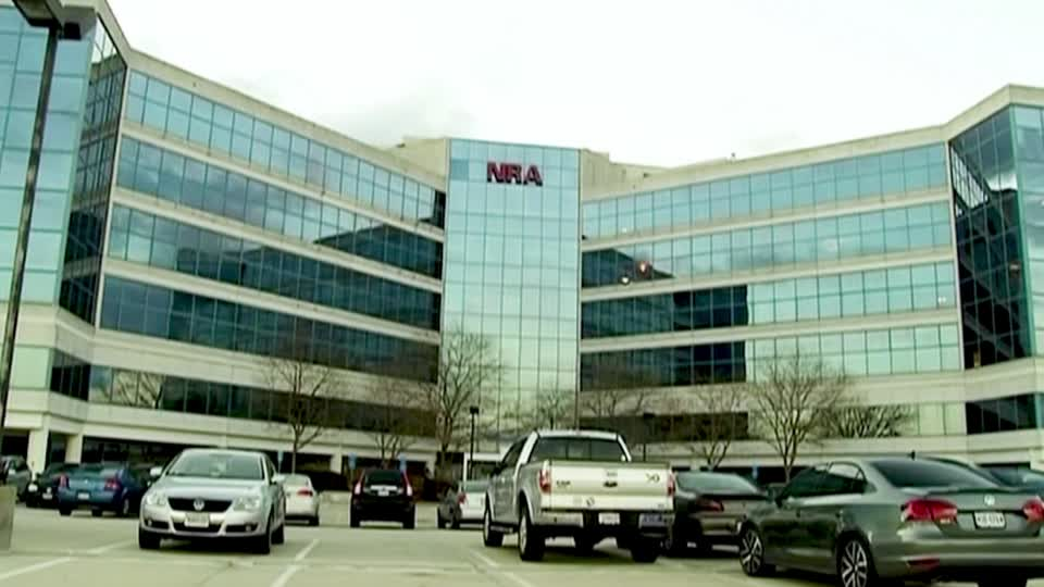 The National Rifle Association filed for bankruptcy, a sudden development that could help the gun-rights group escape a lawsuit by New York's attorney general seeking its dissolution
