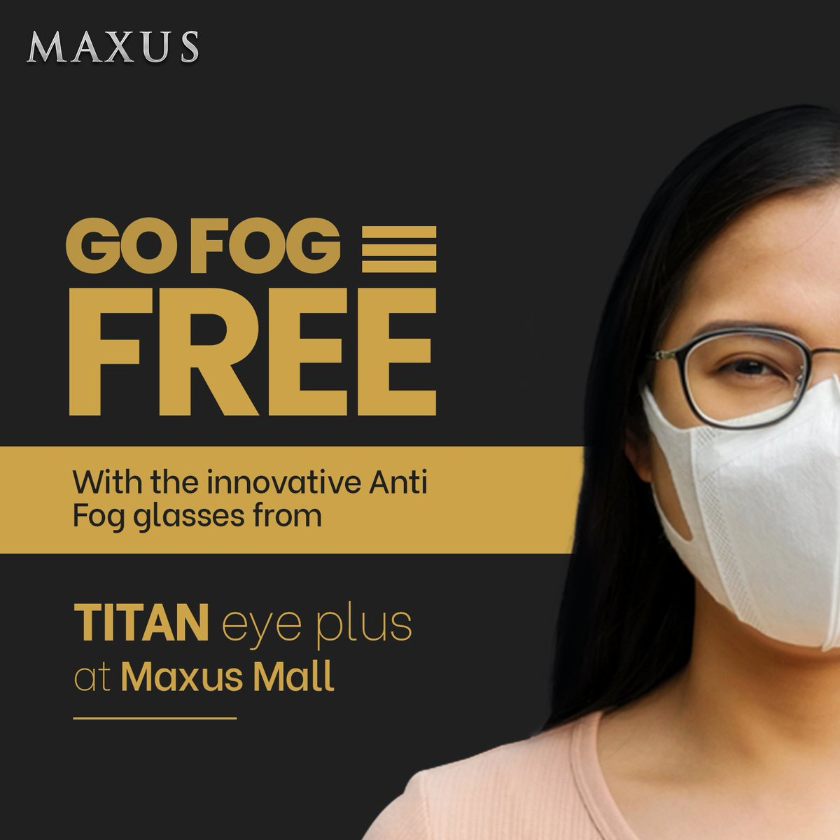 Planning to travel to Hill Station? Visit us for the best glasses in town. See you soon!  #MaxusMall #ShoppingMalls #ShoppingAddict #Fashion #Lifestyle #Friends #Family #Happiness  #Titan #TitanEyePlus #Spectacles  #EyeGlass #EyeWear #EyeWearFashion #Offers #SafeShopping #bhfyp