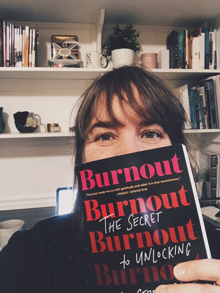 What better time than this Pandemic to read Burnout with us by the Nagoski sisters. Sign up now! https://t.co/CgMi60YLgH #bookclub #readtogether #nagoskisisters #burnout #stresscycle https://t.co/x1dwTiUKUW
