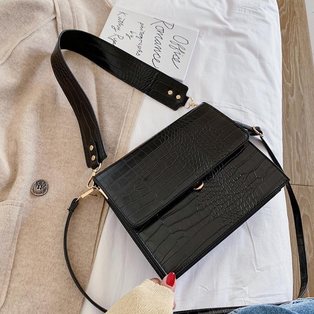 #streetstyle #follow Women's Stone Patterned Crossbody Bag
