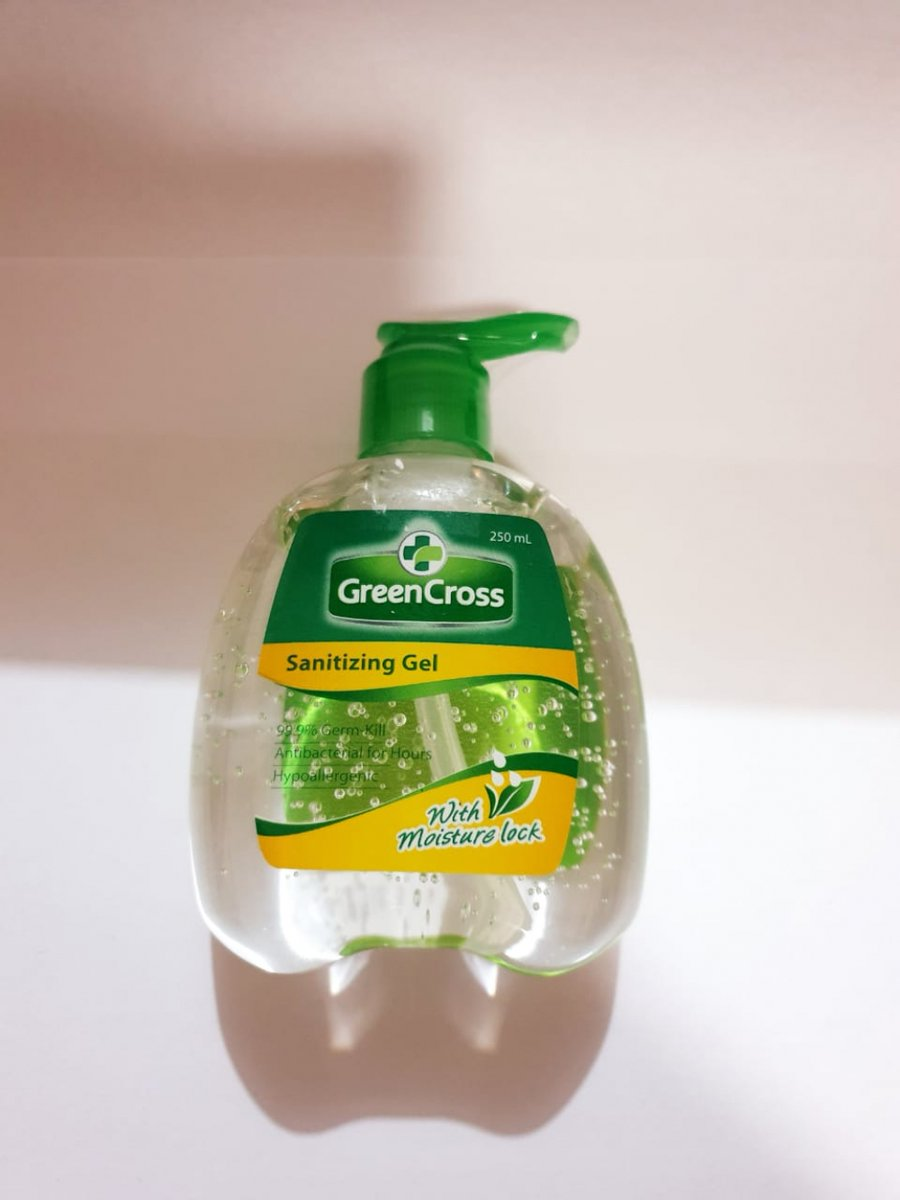 #summer #white Green Cross Hand Sanitizer Gel 250 ml. We offer Free Shipping to almost all countries worldwide. Paypal and Credit card payments accepted with money back guarantee. Shop at