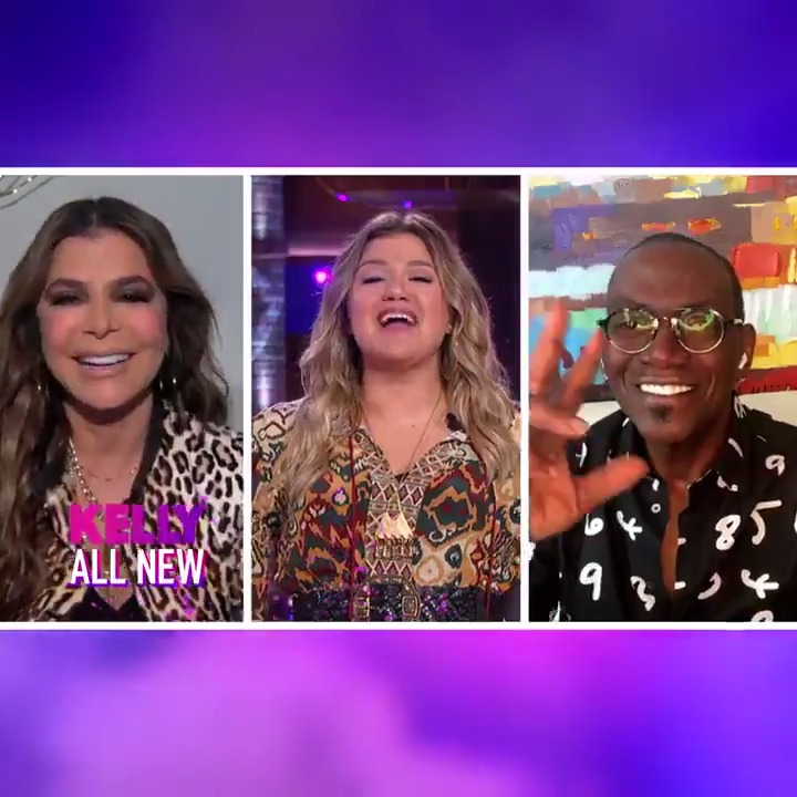 It's another #AmericanIdol reunion y'all! Tune in as @PaulaAbdul and @YO_RandyJackson go head-to-head on the next Kelly PLUS @EllaHunt and a performance from @whydontwemusic!