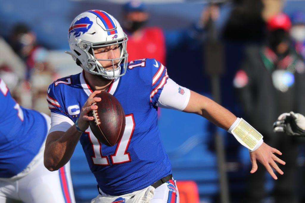2021 NFL Playoffs scores, bracket for Divisional Round: Rams vs. Packers, Ravens vs. Bills games on Saturday https://t.co/ecQlIRj7WC https://t.co/RRS5l9jvSL