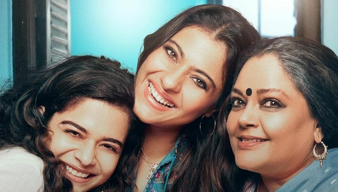 When big stars are aware of their power & they decide to do an important story like #Tribhanga, its really a blessing. Loved the idea, narrative n performances in this delightful film. Thank you @itsKajolD @tanviazmi @mipalkar @renukash n team for giving a wonderful experience❤
