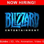 Image for the Tweet beginning: Blizzard Entertainment Recruiting Mid/Sr Technical