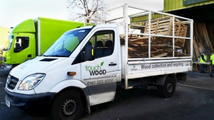 ♻️ In Greater Manchester or Cheshire? Need some wood collecting? Our sister enterprise @EMERGERecycling can collect it. No job too big or too small. 100% #reused #repurposed #recycled. 🚛 🚚  …  #costeffective #sustainable #socialimpact 💚  #Manchester 🐝