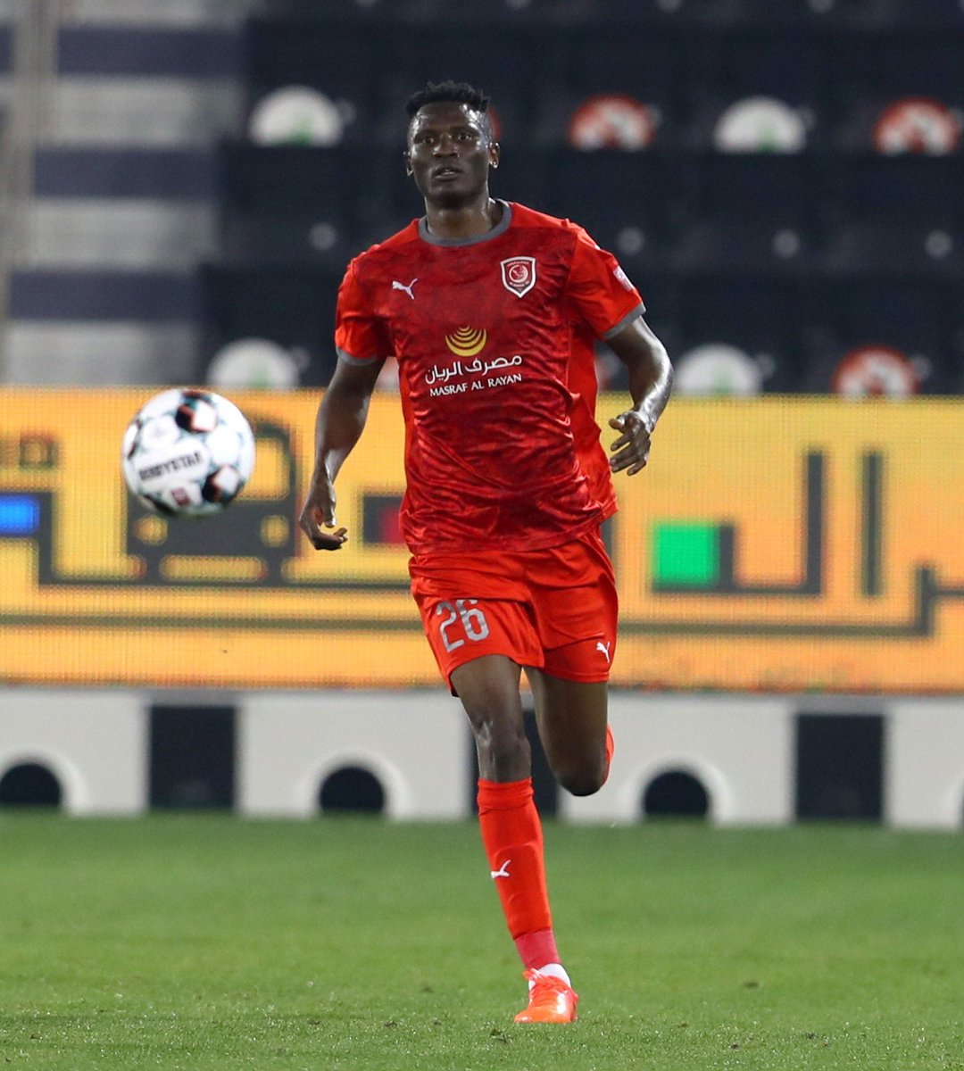 Michael Olunga is set to participate in the 2020 FIFA Club World Cup set for Qatar from 1-11 February.  Al Duhail SC qualified following the withdrawal of Auckland City of New Zealand due to COVID-19 restrictions.  The draw will be conducted on 19th this month. #ClubWC